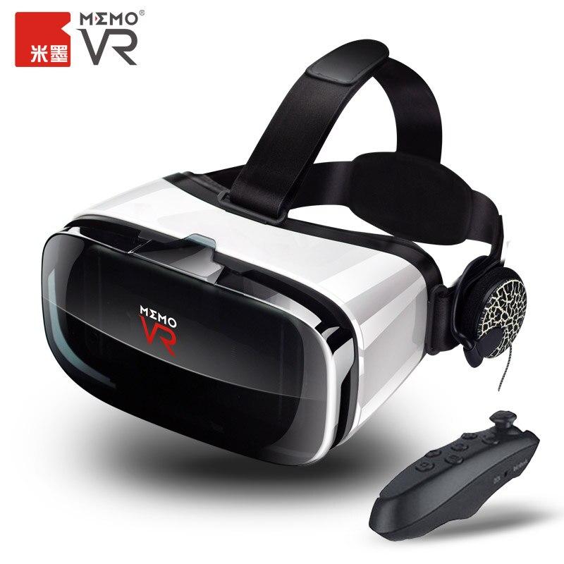 Nota original vr 3d gafas/gafas de realidad virtual para iphone 4 5 6 7 plus sam