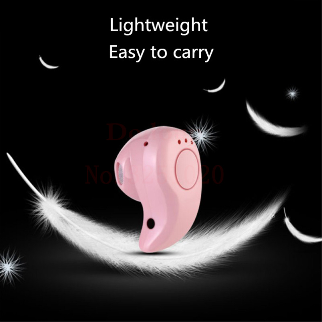 Hand free headphone Auriculares headphones sport Earbuds Phone Headset Mini Wireless Earpiece Bluetooth Earphone headset S530