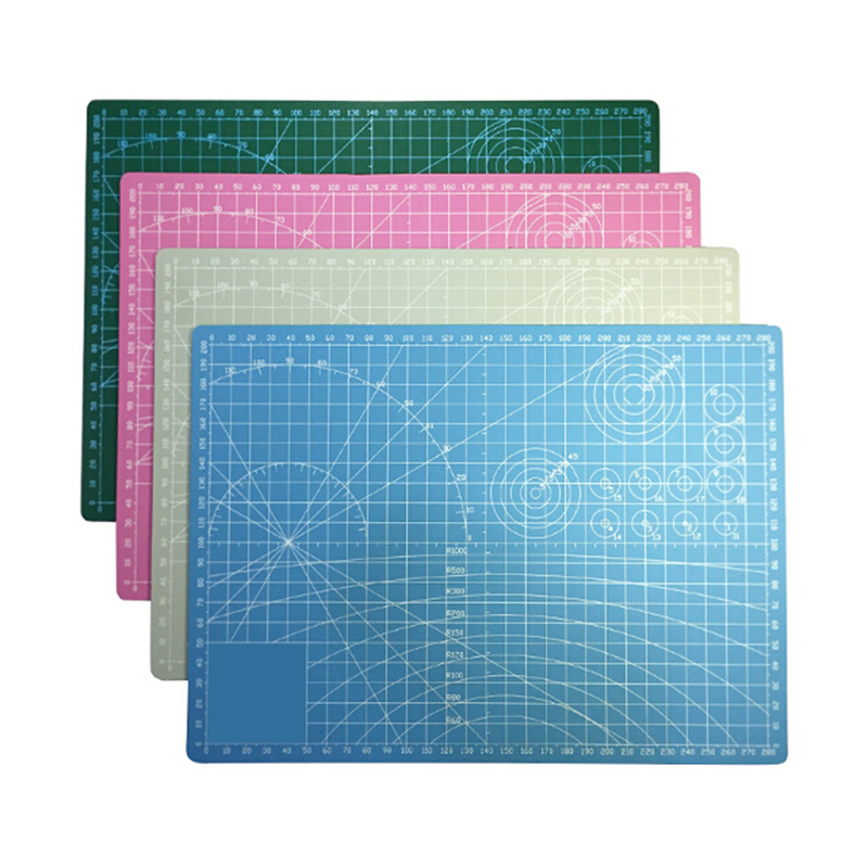Cutting Supplies Office & School Supplies Diy Cutting Mat Pad Double Side Self-healing Fabric Leather Paper Craft Non Slip Cut Board Tools Craft Art Supplies