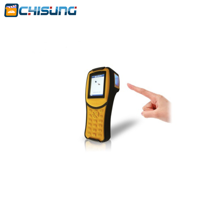 GPRS Real Time Fingerprint Access Guard Tour System gprs real time guard patrol monitoring system made in china