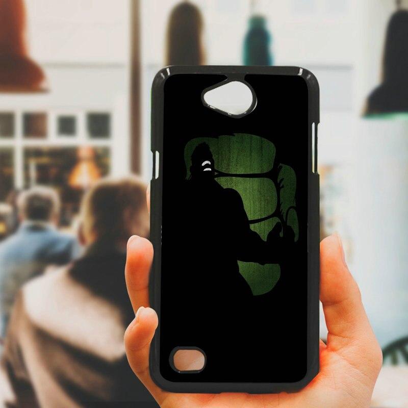 Marvel Superhero Hulk Slim Phone Case Hard Plastic Cover For LG L Prime G2 G4 G5 G6 G7 K4 K8 K10 V20 V30 Nexus 5 6 5X Pixel