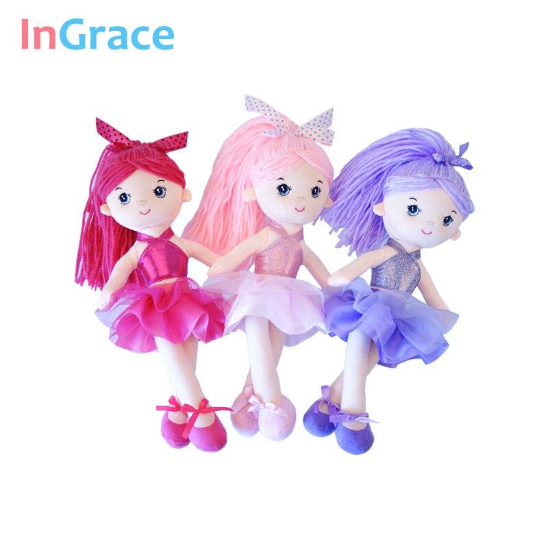 Bonecas menina de dança Tipo : Bonecas Fashion, stuffed Dolls