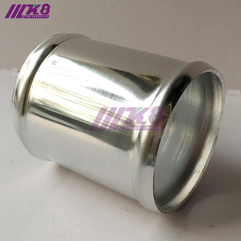 "ALUMINUM RACING INTAKE/TURBO INTERCOOLER PIPING/HOSE JOINER PIPE For BMW e39 android  2""/2.25""/2.5""/2.75"" OD X 3"" LONG"