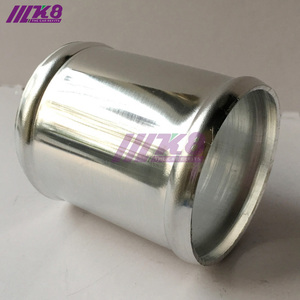"""ALUMINUM RACING INTAKE/TURBO INTERCOOLER PIPING/HOSE JOINER PIPE For BMW e39 android 2""""/2.25""""/2.5""""/2.75"""" OD X 3"""" LONG(China)"""