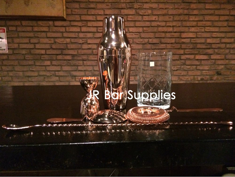 Free Shipping Bar Cocktail Sets Cocktail Shaker Bartending Tools Bar Sets 6 pieces including mixing glass