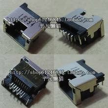 Free shipping For ACER Aspire V5-551 V5-551G network card interface network cable interface