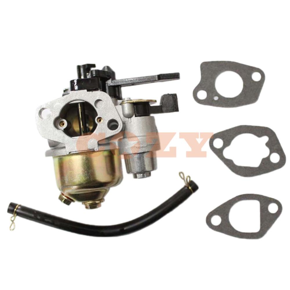 Homelite Pressure Washer Carburetor 179cc 180cc Dj165f 2700psi 2.3gpm Ut80522d