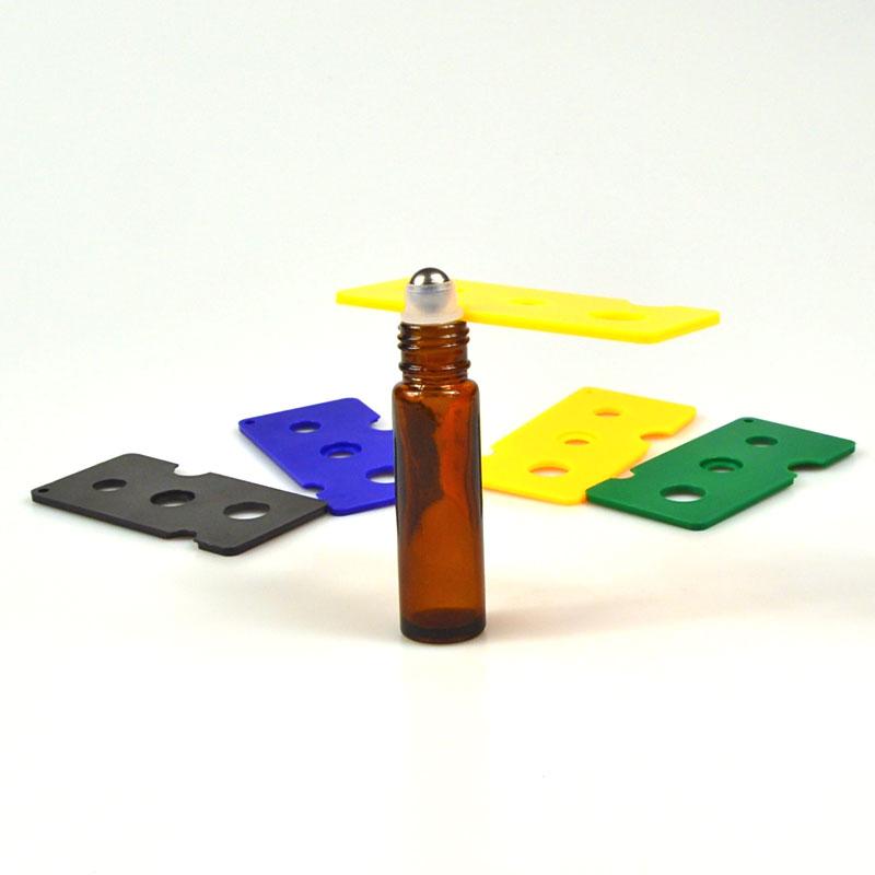 200 pcs 7 색 에센셜 오일 오프너 키 도구 리무버 1 ml 2 ml 5 ml 10 ml 100 ml 롤러 볼 및 캡 병 무료 배송-에서리필 병부터 미용 & 건강 의  그룹 1