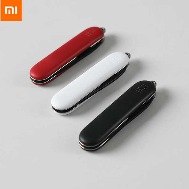 Us 455 Original Xiaomi Mijia Mini Out Of The Box Sharp And Easy To Use Small And Good Grip For Cutting Wooden Sticks Pencils Lines In Tablet