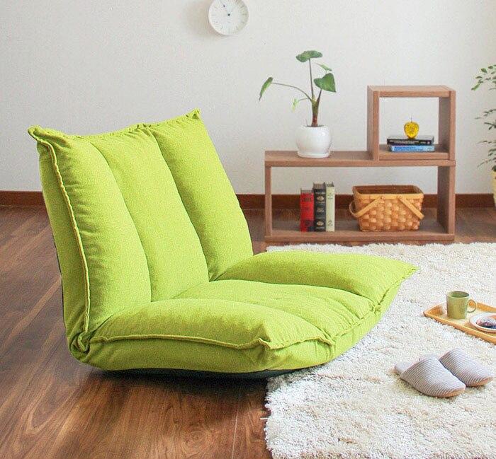 Floor Furniture Reclining Japanese Futon Sofa Bed Modern Folding Adjustable Sleeper Chaise Lounge Recliner For Living & floor futon chair | Roselawnlutheran islam-shia.org