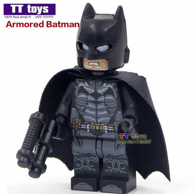PG039 Clássico Batman Série com Arma Pirata Único DC Venda Limitada Super Herói Dolls Melhor Bloco brinquedos para Crianças