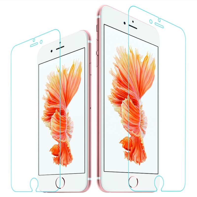 Suntaiho 0.2mm Premium Tempered Glass for iPhone X 8 7 6 2.5D 9H Screen Protector For iPhone 6s plus 5 5s Se Protective glass