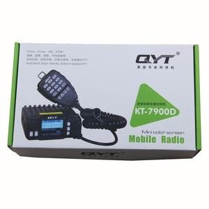Image 5 - QYT מיני רדיו KT 7900D 25W Quad Band 136 174/220 260/350 390/400 480MHZ KT7900D wokï טוקי