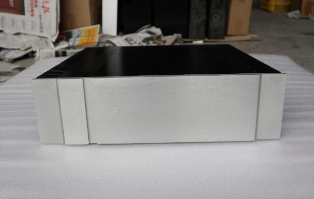 LL4312 Pass Full Aluminum Enclosure Power Amplifier Box PSU Chassis Preamp Case