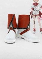 Cute High Earth Defense Club Love Defense Club Yumoto Hakone Uniform High Boots Shoes Anime Cosplay