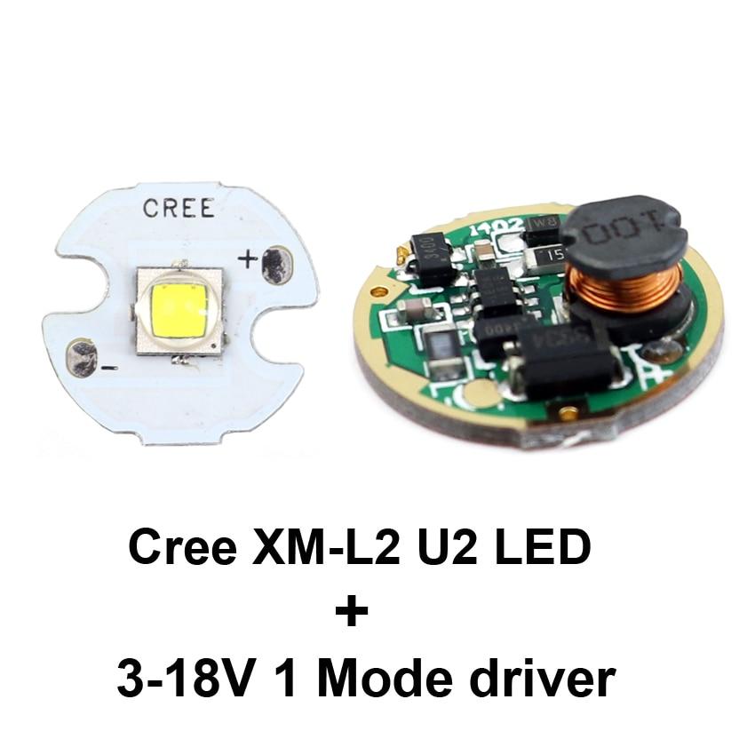 17mm 5mode Led Driver Circuit Board For Flashlight Diy 3v42v Dc