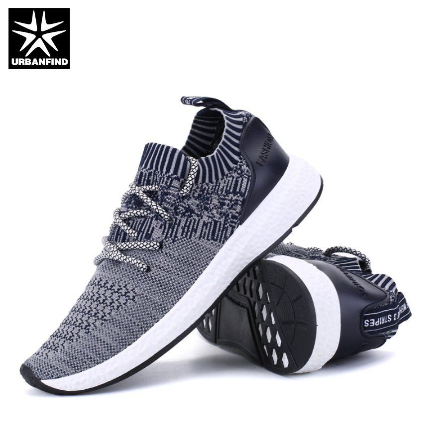 Brand Fashion Man Casual Shoes Big Size 39-46 Breathable & Light Man Lace-up Footwear