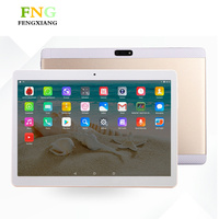 10.1 inch Quad Core 2018 Android 7.0 Tablet Pc 4GB RAM 64GB ROM IPS Dual SIM card Phone Call Tab Phone pc tablet Tablets+Gifts