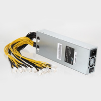 1600W APW3 Mining Machine Power Supply for Antminer Miner S9 S7 L3+ D3 @JH