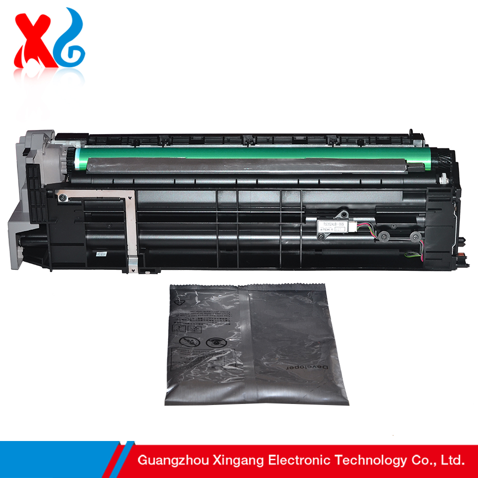 Drum Cartridge for Konica Minolta Bizhub 162 163 183 210 211 220 221 1611 7516 7521 7621 7622 Remanufactured Drum Unit Copier high capacity iu410 k iu310 c m y drum unit chip for konica minolta bizhub c350 c351 c450 450 color copier image cartridge reset