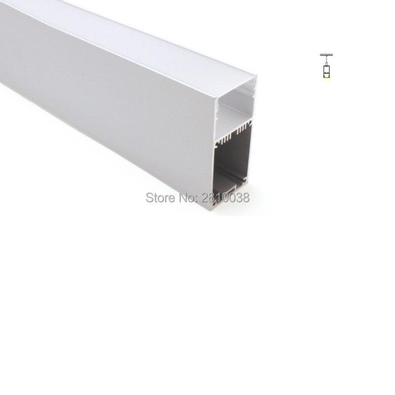 tipo de canal de aluminio bar big size canal de 04