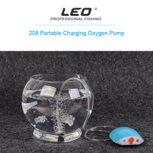 Ultra-Silent 5V Portable Aquarium Air Pump Fish Tank Mini Compressor Oxygen
