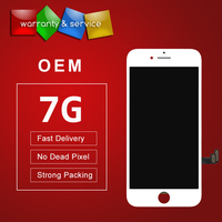 Grade OEM Quality 4 7 Inch Replacement Screen LCD For IPhone 7 Display With Digitizer 3D