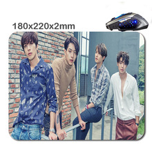 CNBLUE Hot Sell 2016 New Arrivals Customized Non-Slip Rubber 3D Printer Gaming laptop Rubber Durable Nice Mouse mat 220*180*2mm