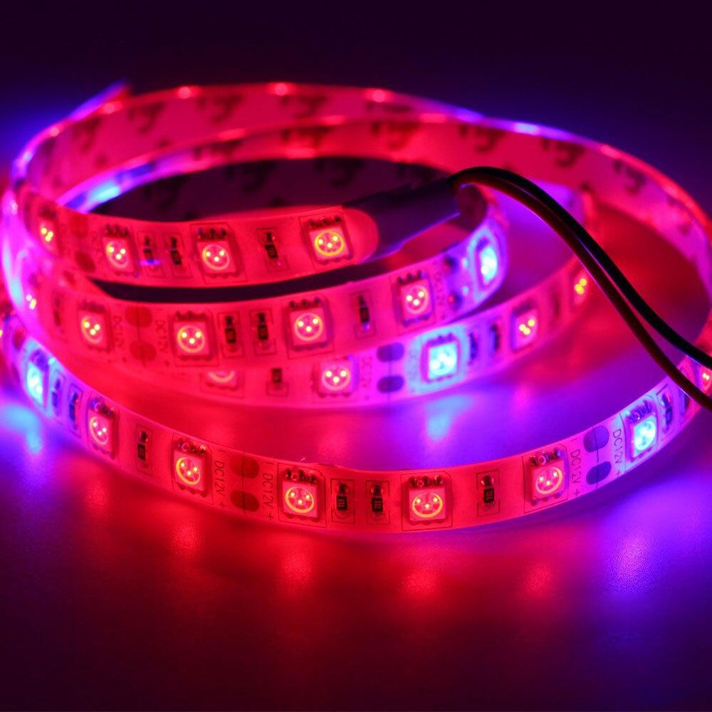 Завод СИД Цветочная светать бар Клейкие ленты красные, синие 5:1 лампы Газа Водонепроницаемый