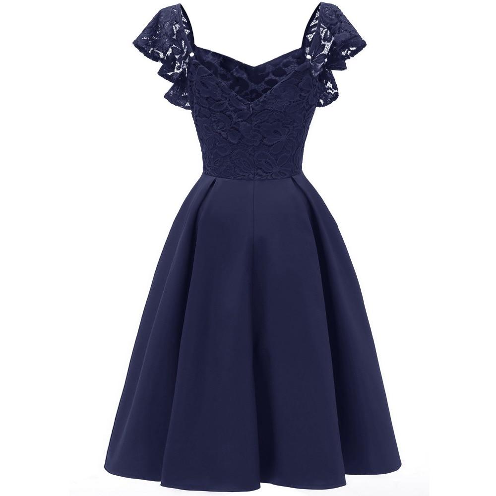 Floral Lace Dress 9