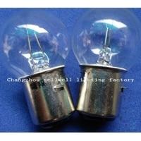 NEW! Instrument Bulbs 6V 30W BA20d/25 34X57 YQ6 30 1 A770 10pcs