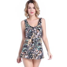 SWIMMART New Arrival Spa Bathing Suits Beach Swimwear Lately Design Plus Size Sexy One Piece Modest Swimsuit Europe American