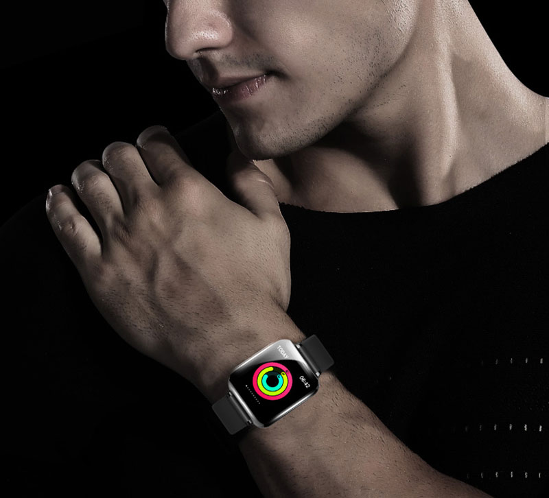 VERYFiTEK AW4 Smart Watch Fitness Bracelet Watch Blood Pressure Oxygen Heart Rate Monitor IP67 Men Women Sport Smartwatch (17)
