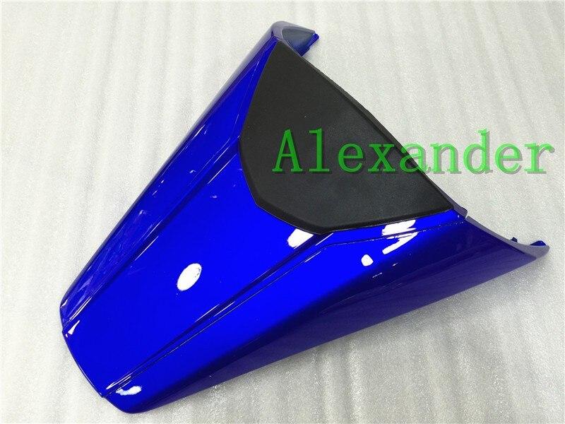 Для Honda CB650F CBR650F 2014 2015 2016 синий 650F Cowl крышки заднего сиденья соло двиг ...