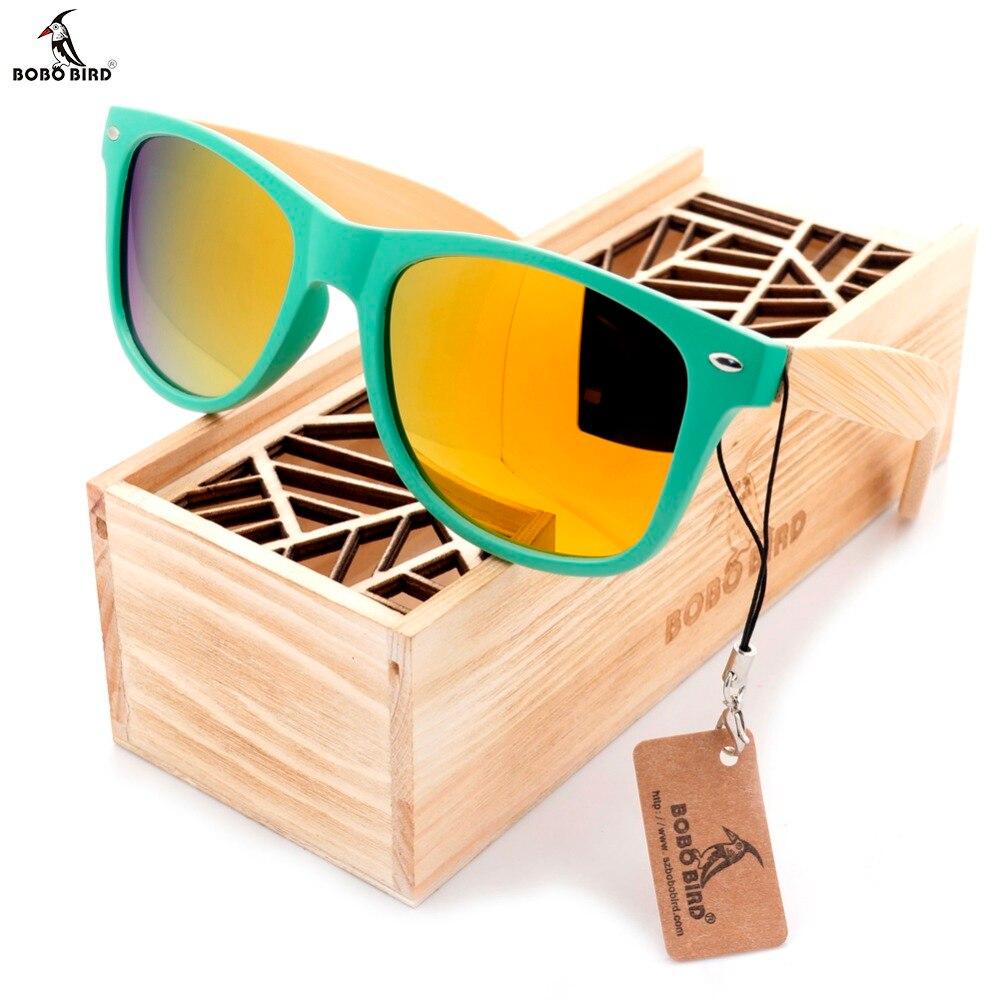 Titulares de Itens de moda Óculos Polarizados Óculos De Sol De Bambu De Madeira  óculos de Sol para Homens e Mulheres de Condução com Caixa De Presente De  ... 6499a43400