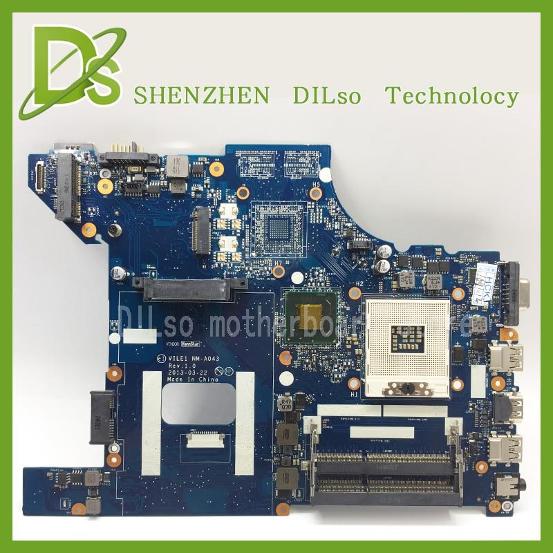 KEFU NM-A043 motherboard For Lenovo NM-A043 E431 laptop motherboard for Lenovo ThinkPad Edge E431 mainboard rev1.0 TestKEFU NM-A043 motherboard For Lenovo NM-A043 E431 laptop motherboard for Lenovo ThinkPad Edge E431 mainboard rev1.0 Test