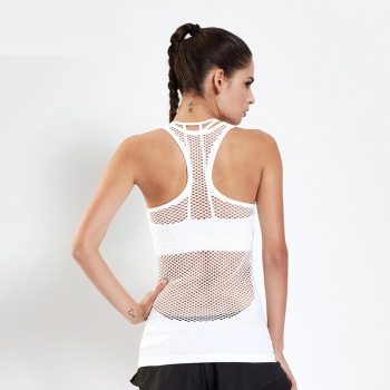 Sexy Grid Women Tank Tops