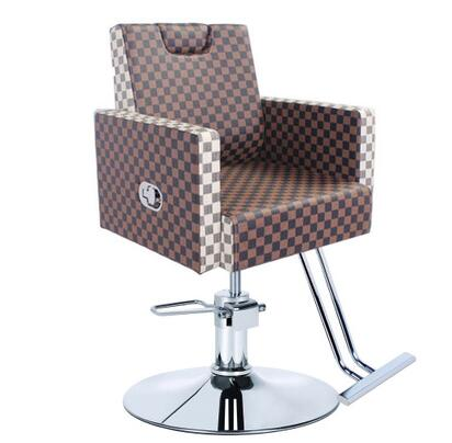 Купить с кэшбэком New factory direct beauty salon chair barber shop shave shave salon can be inverted after the recliner 605.