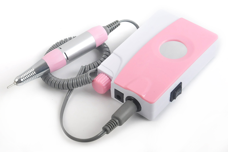 Portable Electric Nail Drill Machine Rechargeable Cordless Manicure Pedicure Set For Nail Equipment pro powerful 25000rpm electric nail drill pedicure manicure machine set with pedal