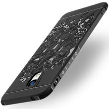 Для Meizu M5S Case Для Meizu M5s Задняя Крышка антидетонационные Броня Кремния Защиты Телефона Капа Фун Для Мужчин мужской