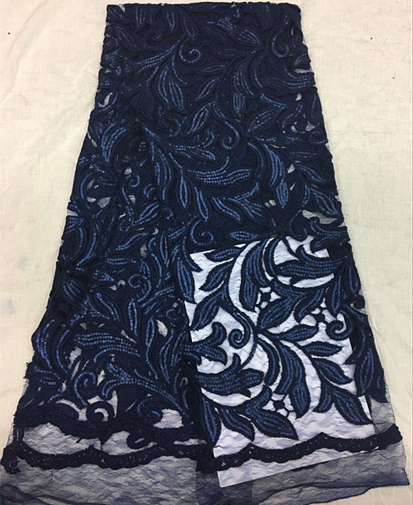 African French Lace Fabric With Sequins For Wedding Sewing High Quality Nigerian Tulle Lace Fabric For DressAfrican French Lace Fabric With Sequins For Wedding Sewing High Quality Nigerian Tulle Lace Fabric For Dress