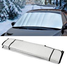 New Front Window Sunshade Car Window Covers Snow Ice Sun Shade Visor Window Covers Winter Summer Windshield UV Protect