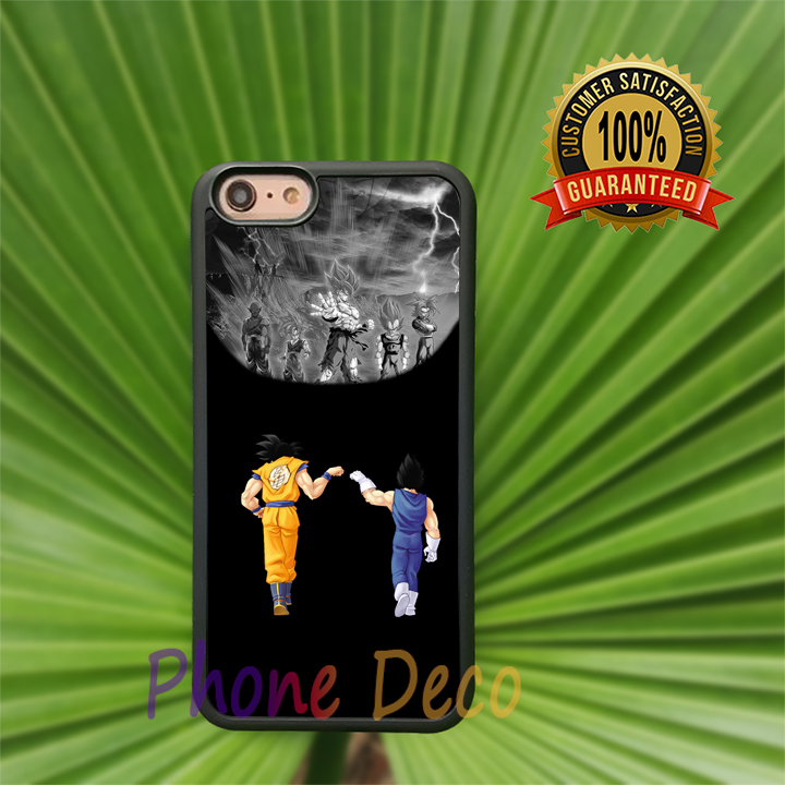 Dragon Ball Z fashion cell phone cases for iphone 7 7 plus 6 6s 6plus 6splus 5 5s 5c 4 4s B6572