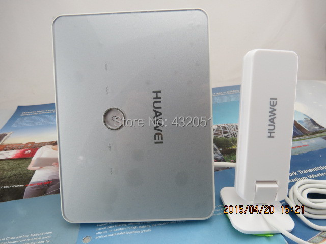 Unlocked Huawei B970 3G Wireless Modem HSDPA 7.2 Mbps Mobile Wifi Router  +Huawei original External Antenna,FREE Shipping unlock gsm edge gprs 3g wcdma wireless wifi lan rj45 modem router huawei e5151