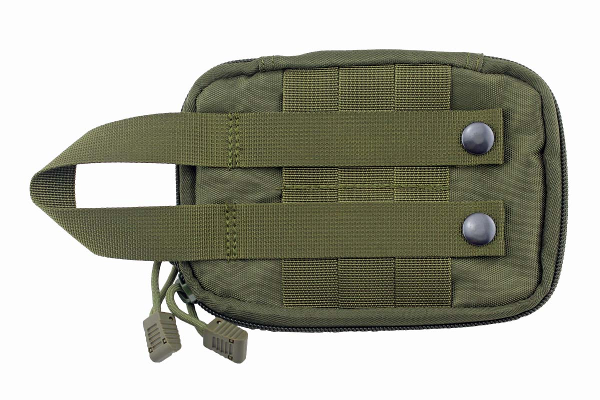 Image 2 - Tactical Molle Bag EDC Makeup Storage Pouch Sports Hunting Pack Belt Bag-in Pouches from Sports & Entertainment