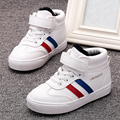 2016 Winter New Kid Fashion Casual Shoes High-top Canvas Children Shoes toddler Girls Boys Sneakers shoes