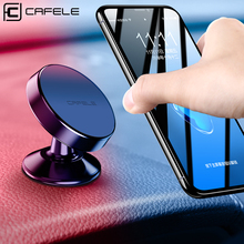 CAFELE Magnetic Holder for Phone in Car Stand 360 Rotation Aluminum Alloy Universal GPS Xiaomi