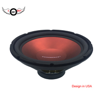 New arrival Quality 12 inch 2500watts Powerful Car Audio Subwoofer, Car trunk acoustic speakers KSV Woofers