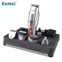 Kemei Multifunction New Cutter Electric Hair Clipper Rechargeable Hair Trimmer Shaver Razor Cordless Adjustable Clipper 680A