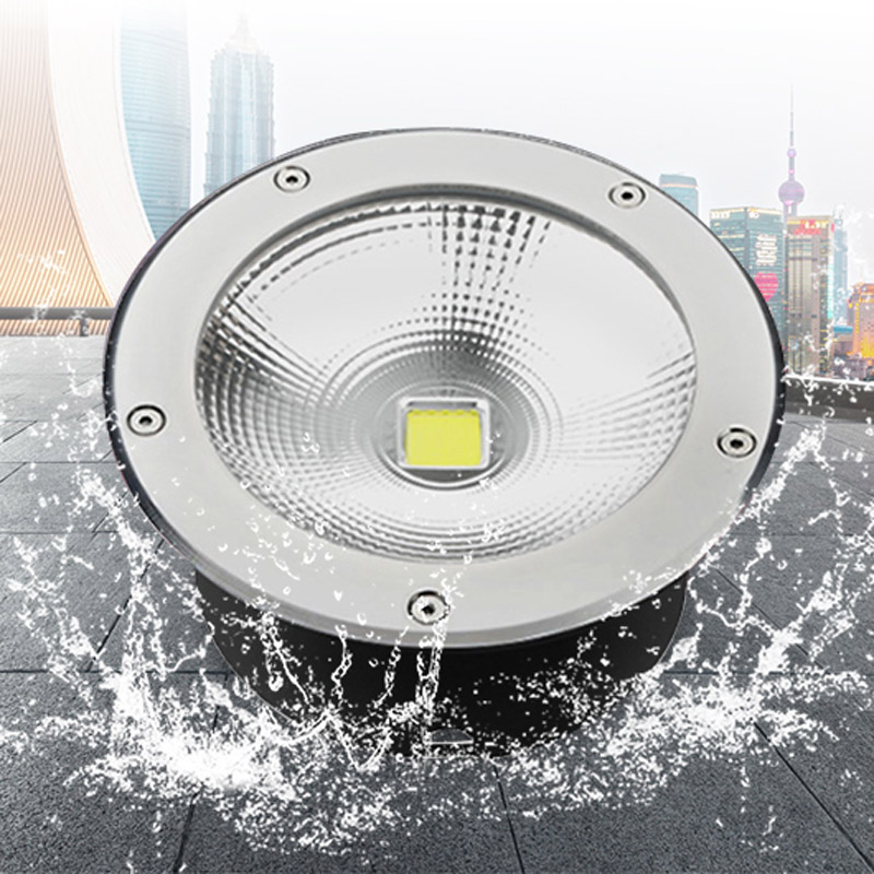 Led Lamps Practical Ip67 Led Underground Light Buried Ground Floor Recessed Lamp110v/240v Outdoor Ground Spot Landscape Garden Square Path Lamp